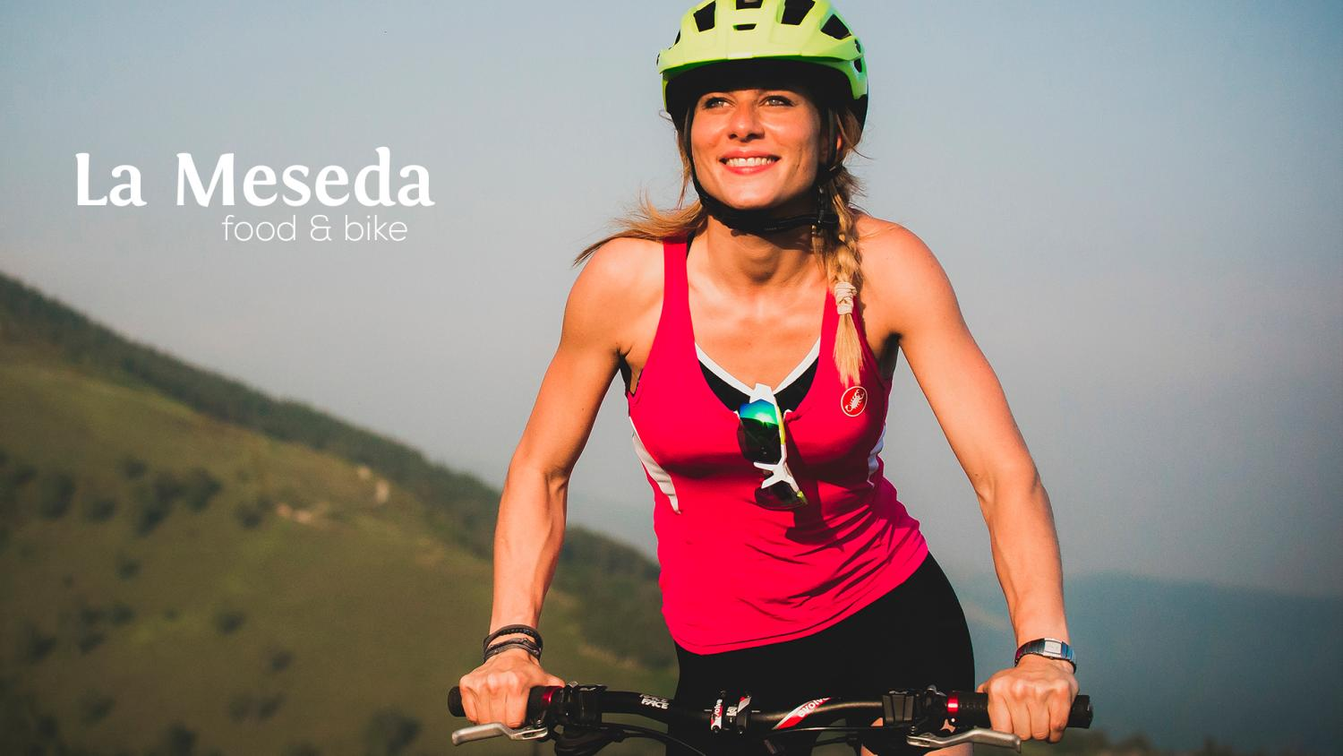 "<b>La Meseda ""food &amp; bike"" </b>"
